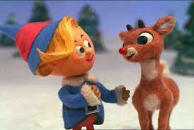 I didn't really mean that Rudolph!