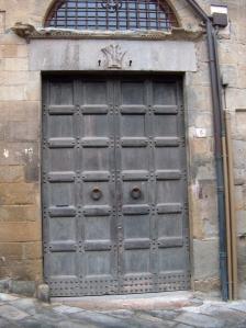 Tuscany Door 2