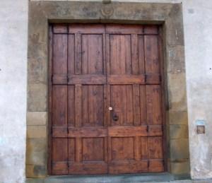 Tuscany Door 5