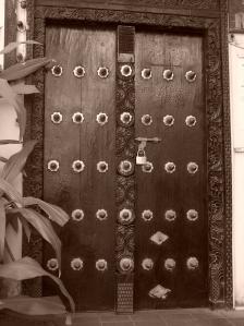 Zanzibar Door 1