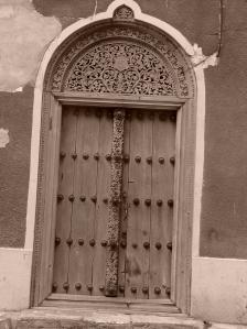 Zanzibar Door 2