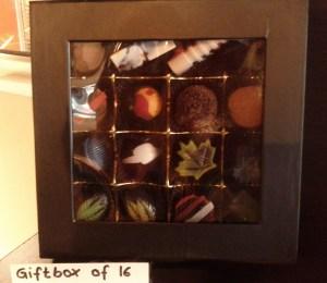 Giftbox of 16