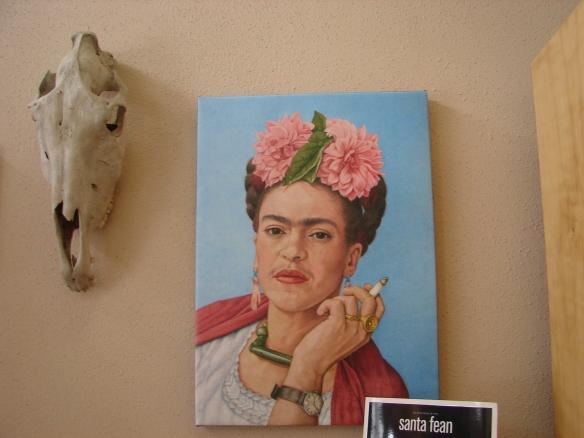 Frieda Kalho by Rodriquez