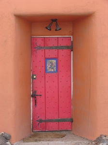 day 3 - red door