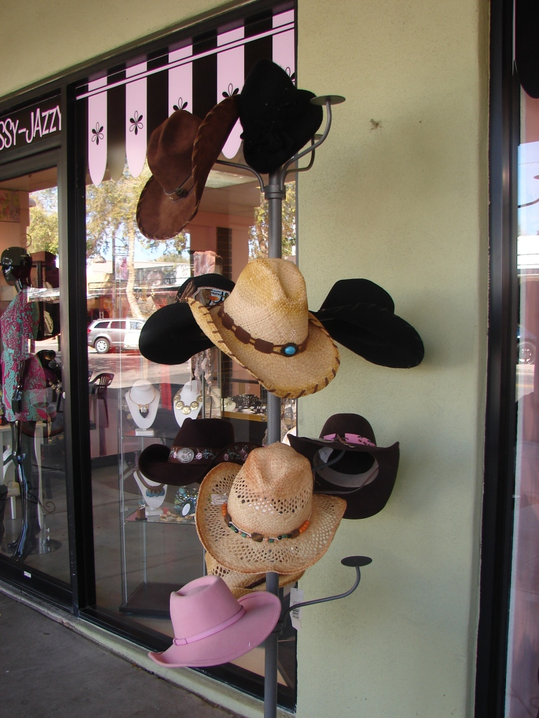 something else for cowgirls - still in style here.