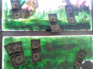 money window