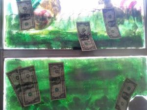 money window