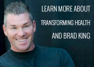 The Ultimate Man himself Brad King, MS, MFS, Nutritional Expert, Best Selling Author, Keynote Speaker.