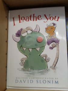 I Loathe You