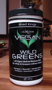 Brad King's ULTIMATE WILD GREENS - PURE & RAW.