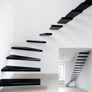 Some stairs FLOAT