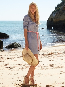 I found this Tommy Hilfiger shirt. dress while surfing