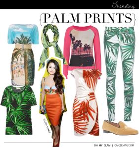 Palm springs to wardrobe