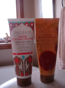 You can butter me up... withPacifica Body Butters