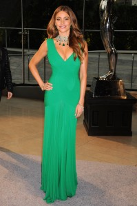 Actress Sofia Vergara attends 2013 CFDA FASHION AWARDS underwritten by Swarovski at Lincoln Center on June 3, 2013 in New York City. (Photo by Jennifer Graylock/Getty Images for Swarovski).