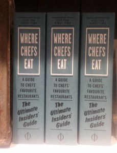 Where do Chefs Eat - probably at home - Copy