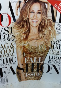 We love the September Issues.