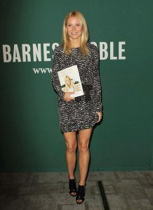 Gwyneth Paltrow wears Isabel Marant - look at the shoes!