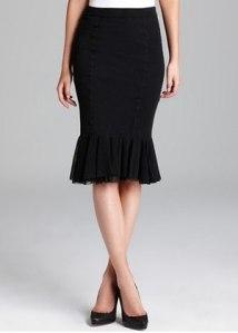 Tulle skirt, $295, Jean Paul Gaultier, bloomingdales.com
