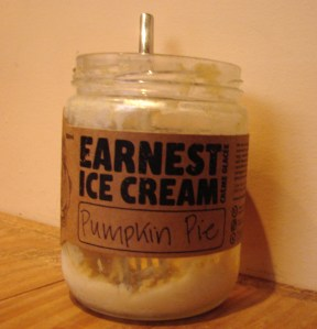 this is the best ice cream - salted caramel is great too.