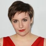 Lena Durham's cute pixie cut.