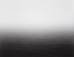 Hiroshi Sugimoto, North Atlantic Ocean, Cliffs of Moher, 1989; Metropolitan Museum of Art, New York picture © Hiroshi Sugimoto, courtesy Pace Gallery