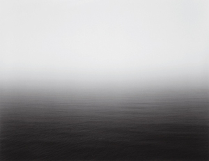 Hiroshi Sugimoto, North Atlantic Ocean, Cliffs of Moher, 1989; Metropolitan Museum of Art, New York picture © Hiroshi Sugimoto, courtesy Pace Gallery