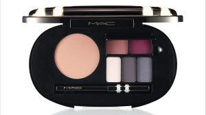 M.A.C Cosmetics Stroke of Midnight Face Palette in Cool, $49.50, maccosmetics.com.