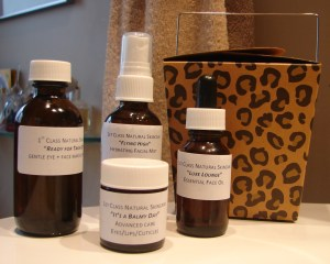 First Class Natural Skincare – all – inclusive flight package http://www.GetSpoiledNow.com