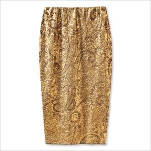 ASOS Skirt Polyester-elastane, $47; asos.com.