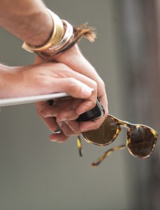 Man Jewelry & Sunglasses