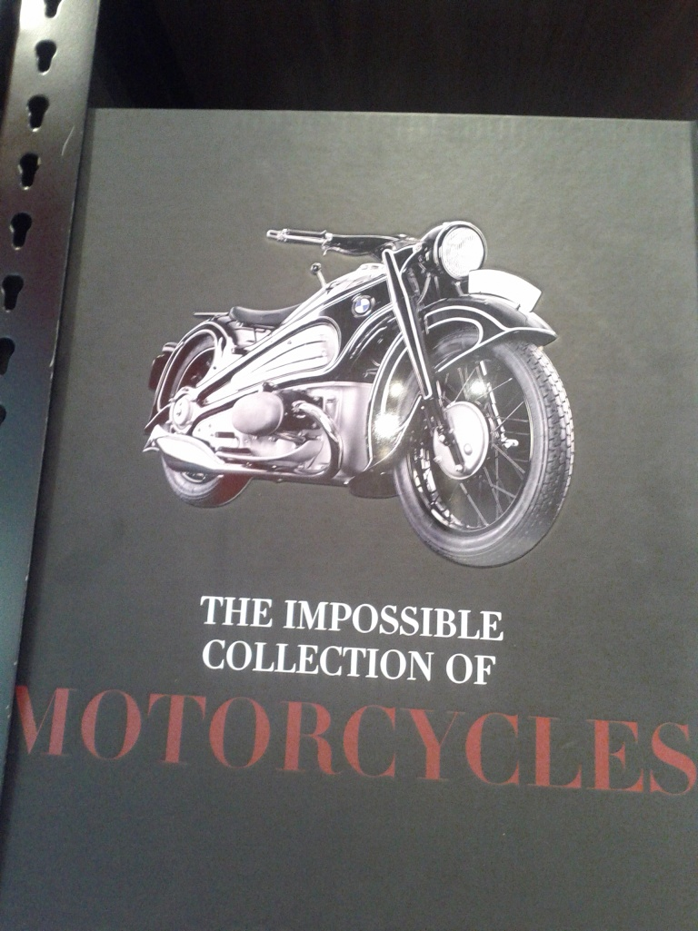 The impossible collection of Motorcycles - Copy