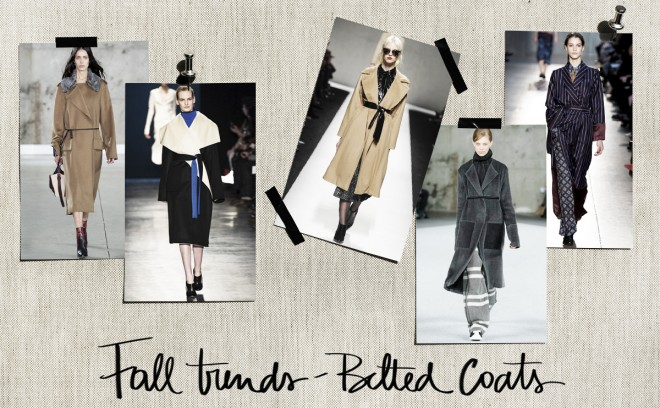Best Looks: From left to right, Reed Krakoff, Altuzarra, Max Mara, Edun, Paul Smith.  Photo -Garance Dore.