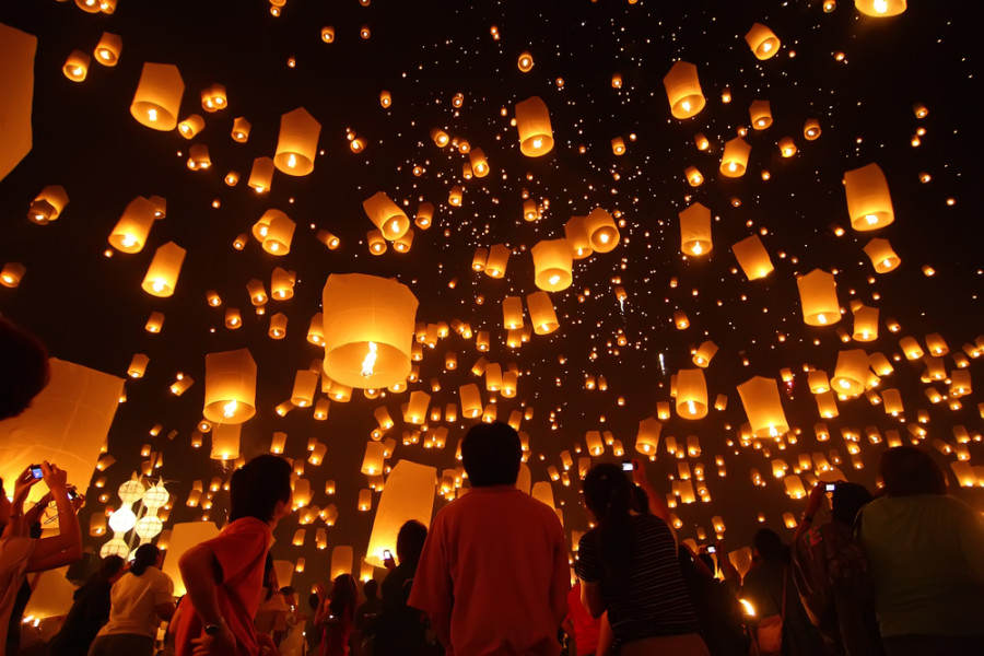 Art/Culture – Chinese Lantern Festival  The Girl Who Would be KING