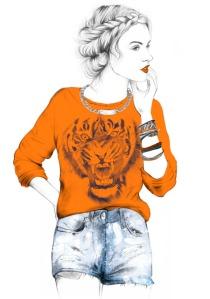 Gloria Radio – Graphic & Fashion Designer, Barcelona, Spain.