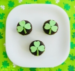 May the luck of the Irish be with you.  I'm half Irish!