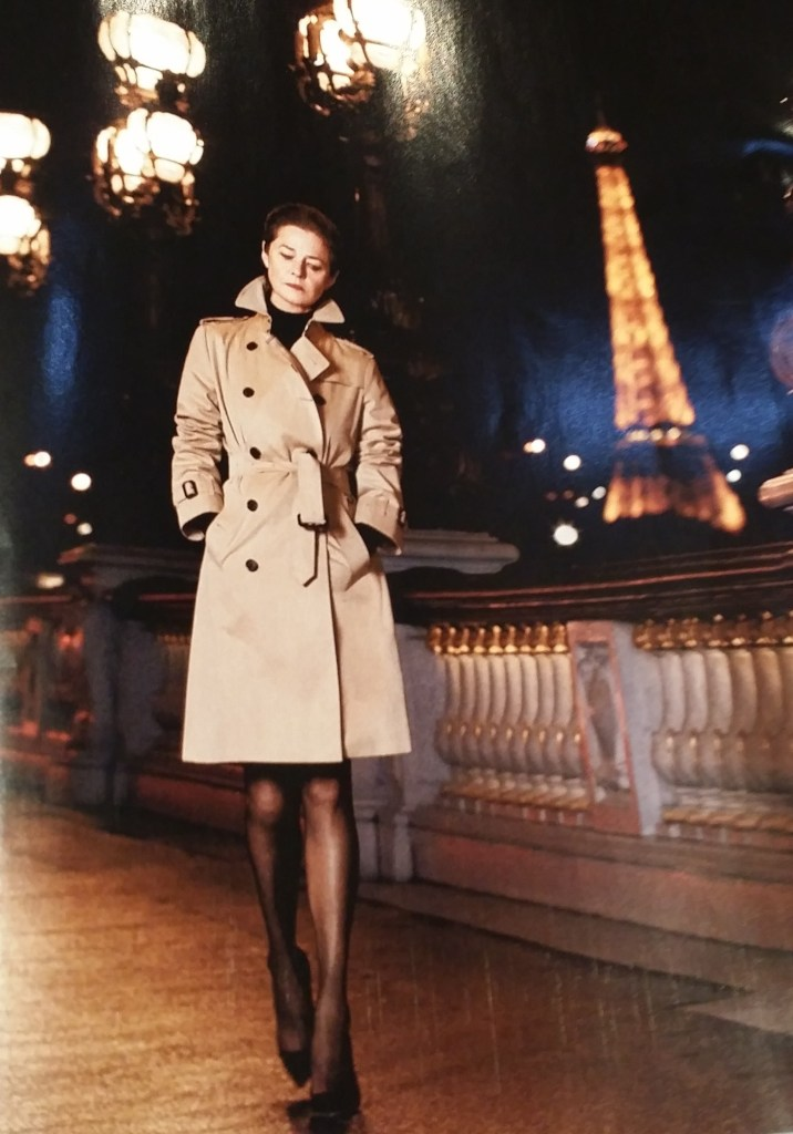 Charlotte Rampling as seen in Harper's Bazaar - April/2014