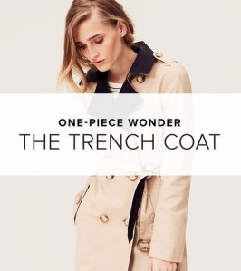 how to wear a trench coat if you re short
