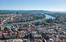 Basel on the Rhine