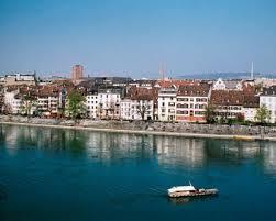 The quaint city of Basel