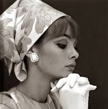 this might have been Jean Shrimpton's weekend look