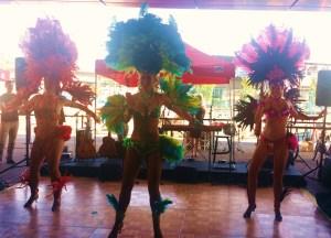 Sexy Samba Dancers