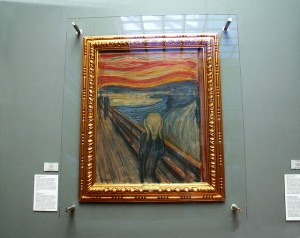 The Scream,