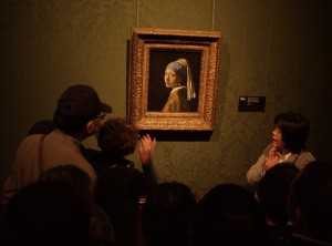 the girl with the pearl earring,