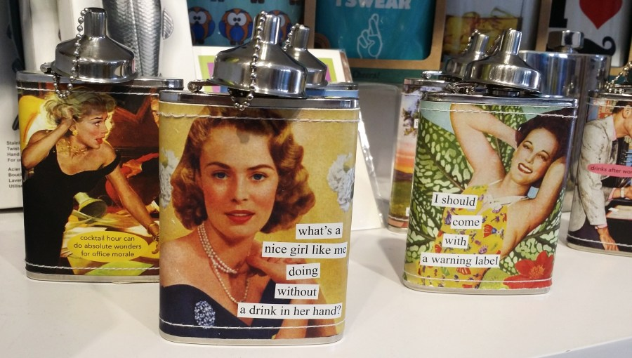 Flasks for almost any occasion.