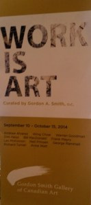 Gordon Smith Gallery of Canadian Art - 2121 Lonsdale Ave., North Vancouver.