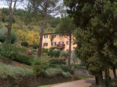 "the house that was used to film ""Under the Tuscan Sun"""