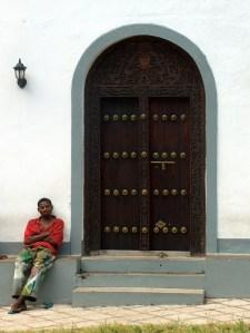Zanzibar Door 3