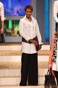 tunic style worn