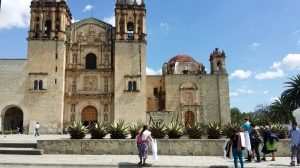 Church and Plaza Santo Domingo